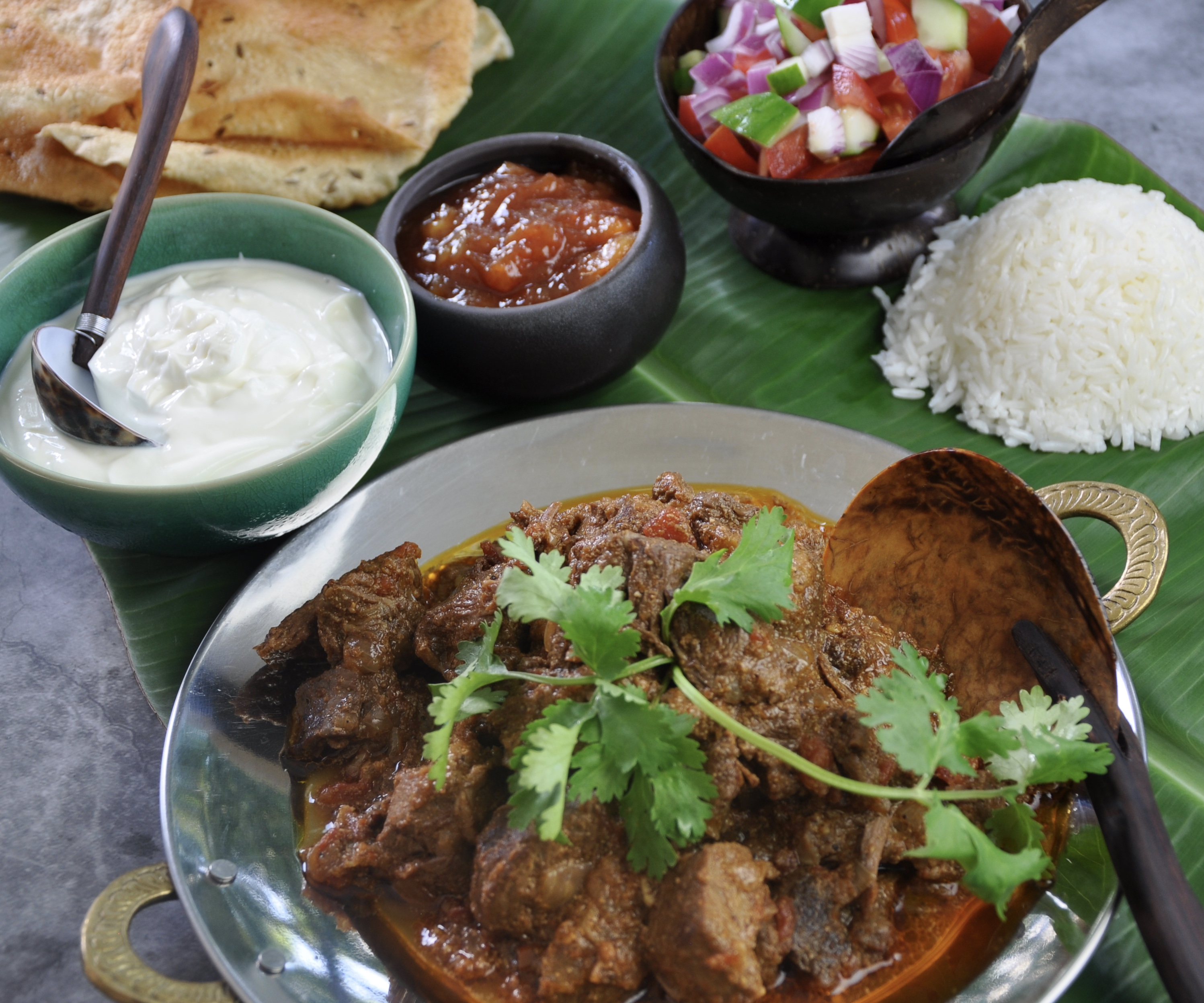 indian madras beef curry