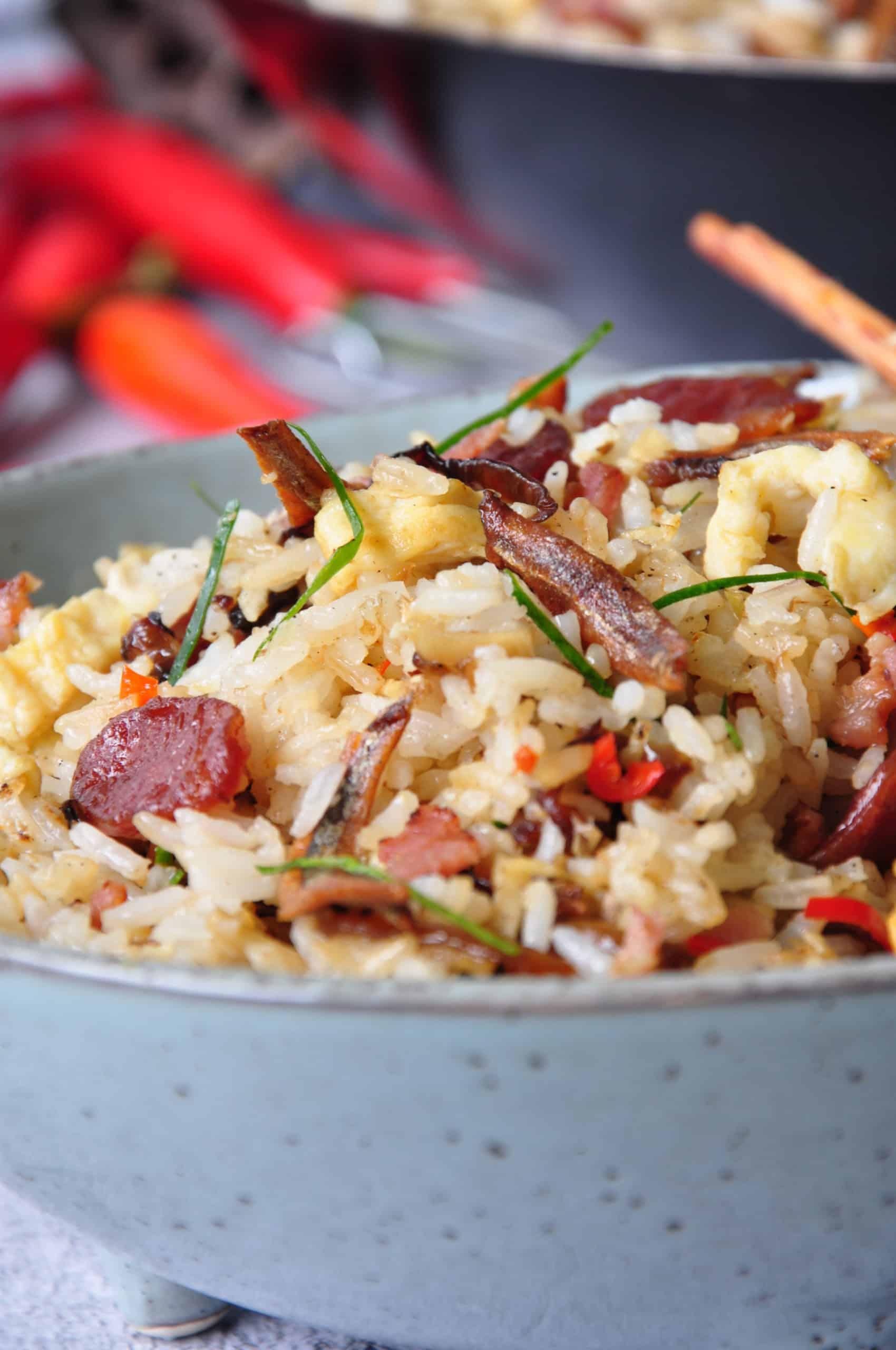 Malaysian Fried Rice