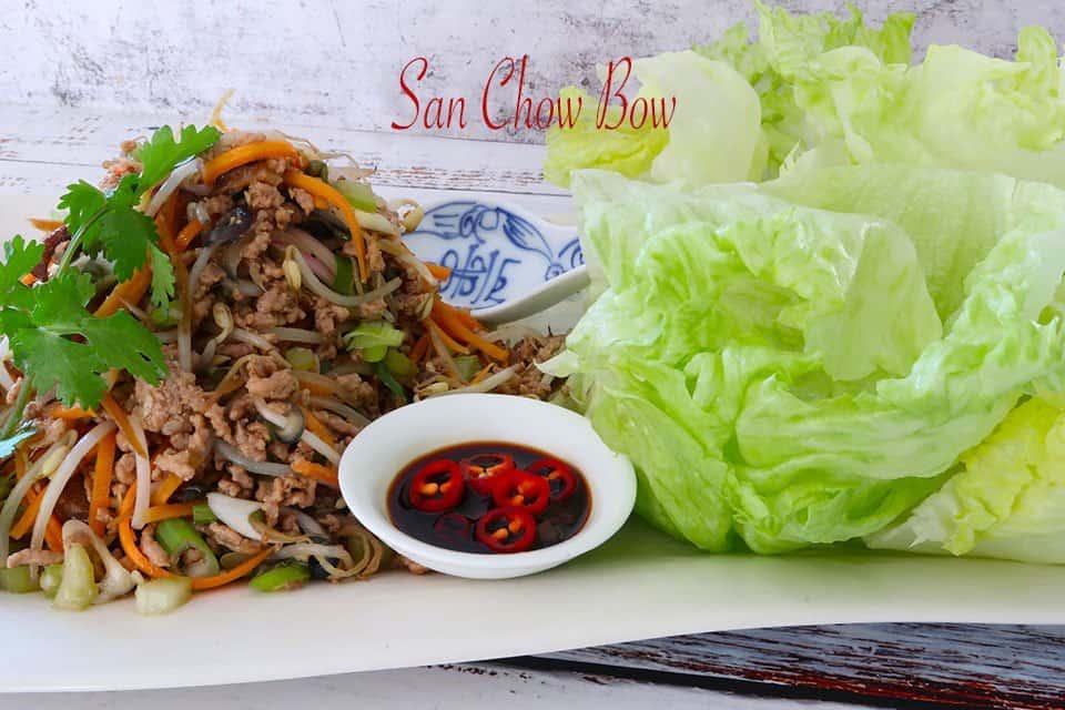 San Chow Bow
