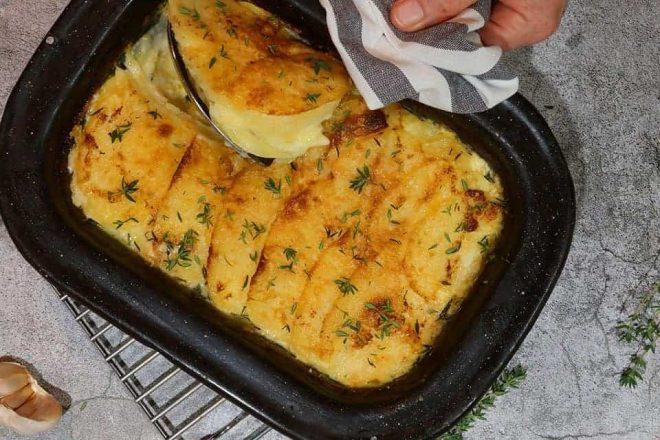 Creamy Potato Bake