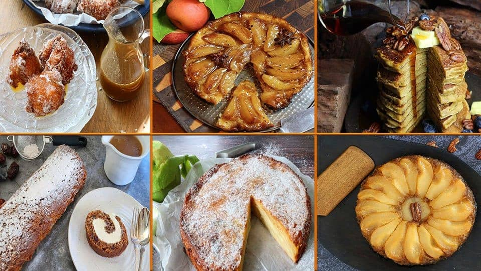 Warm and Cosy Desserts