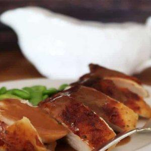 The Best Chicken or Turkey Gravy