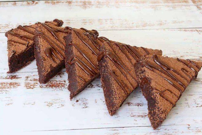 Best Espresso Fudge Brownies